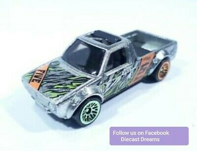 Hot Wheels Volkswagen Caddy Zamac Vw Mystery Models Series 3 VHTF