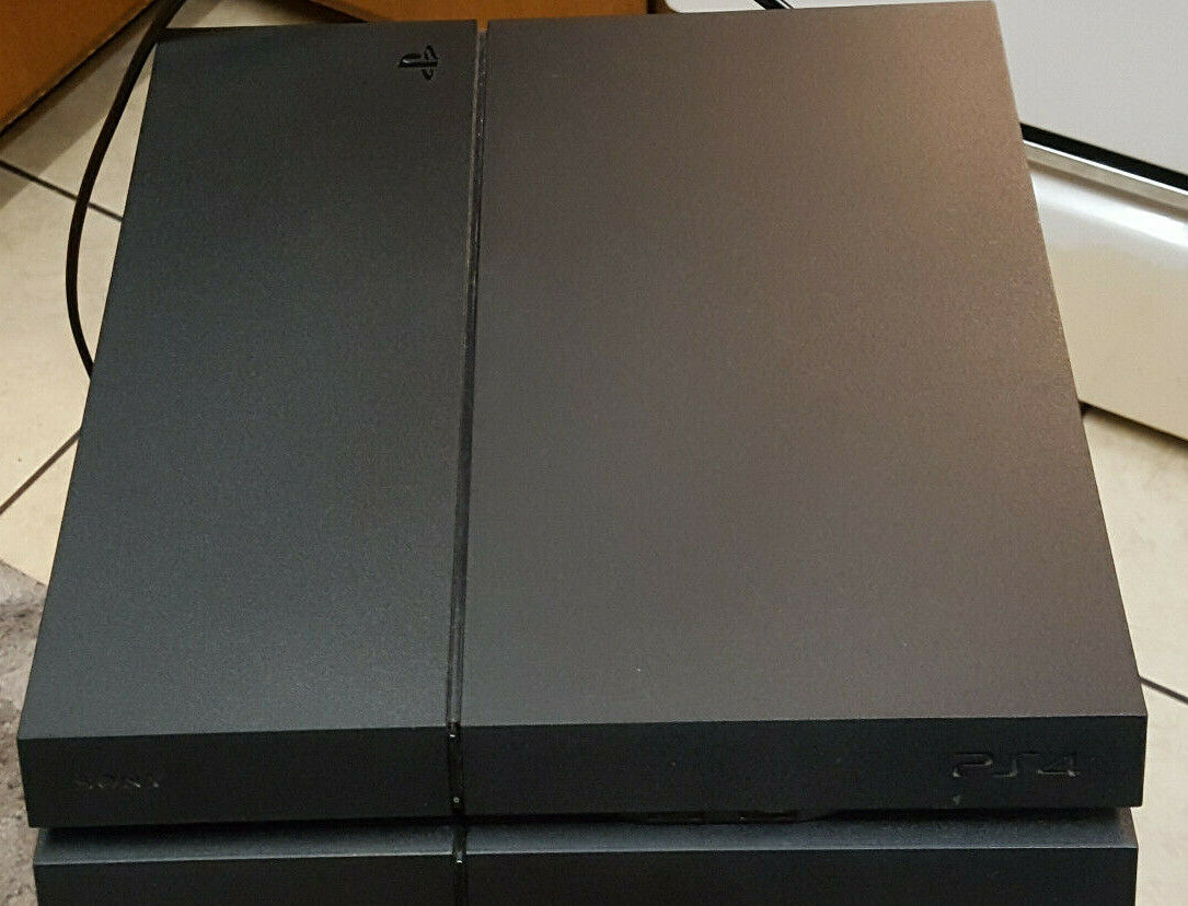 Sony Playstation 4 PS4 CUH-1215A Black Console Parts Only NO HDD  - $34.95