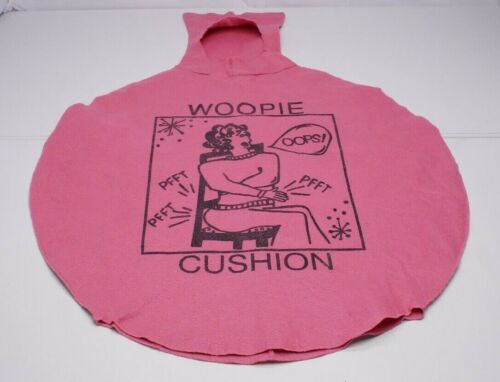 Woopie Cushion Unisex Adult One Size Fart Holiday Party Halloween Costume