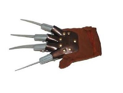Economy Freddy Krueger Glove Plastic Nails Costume Accessory Child Or Adult](Freddy Krueger Costume Kids)