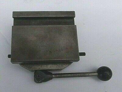 Hardinge Model D13 Staight Taper Turning Slide Model D Tool Holder Dv-59 Hsl