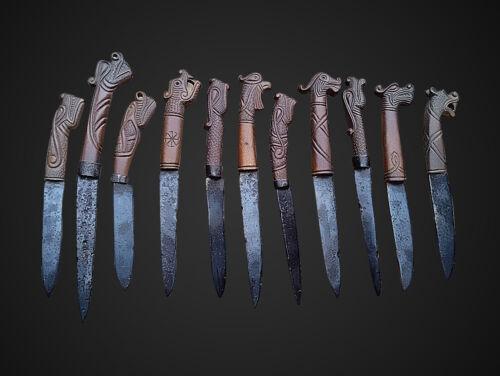 Unique Ancient Sword, Medieval Dagger, Viking Battle Knife, Roman Sword