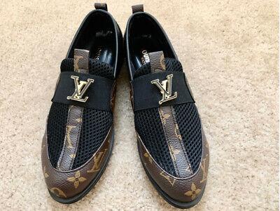 Louis Vuitton Monogram women's shoes size Eur 38
