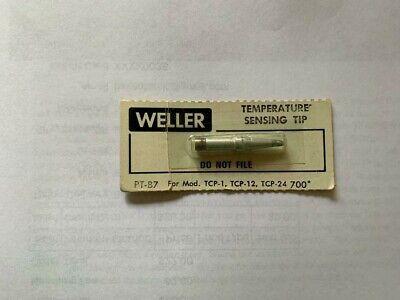 Genuine Weller Ptb7 .093 X .62 X 700f Single Flat Tip For Tc201 Tcp1 Series