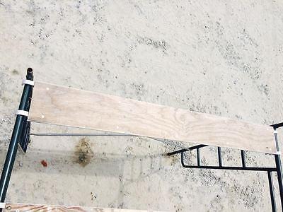 A1 Scaffold Aluminum Plywood 10 X 7 Walkboard Plank Scaffold Board