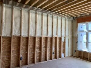 Spray Foam Insulation for your home