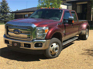 2012 Ford F-450 lariat superduty