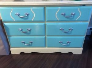Dresser with Mirror - NEED IT GONE ASAP