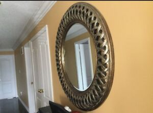 Moving sale! Golden Circle Mirror