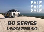 80 series land cruiser gxl Drummond Cove Geraldton City Preview