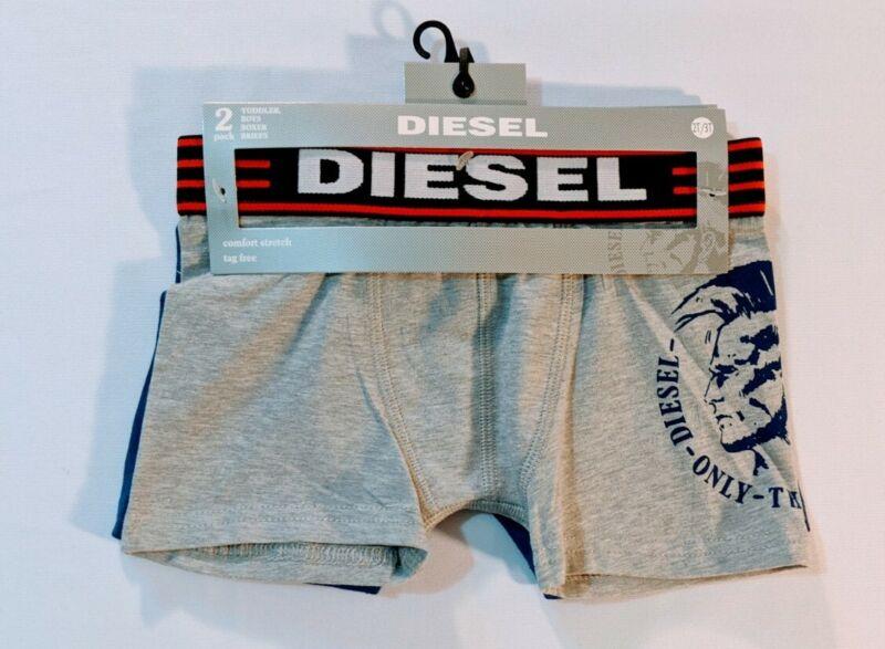 Diesel Baby Boy Underwear Set Size 3T
