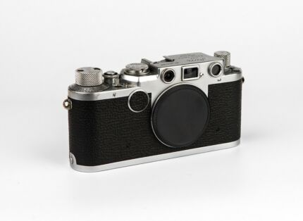 Leica IIf Rangefinder camera in Excellent Condition