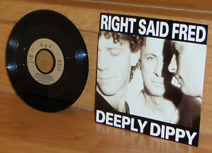Right Said Fred / Deeply dippy - Wien-Liesing, Österreich - Right Said Fred / Deeply dippy - Wien-Liesing, Österreich