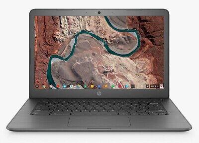 HP 14-db0003na 14 Inch Chromebook AMD A4 4GB RAM 32GB eMMC Grey Laptop