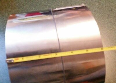 Stainless Steel Shim Stock 0.020 Thick 6 Width 6 Long