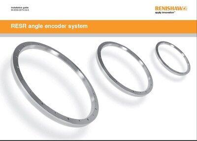 Renishaw Resr 30mm 20um Pitch Encoder Ring