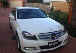 2012 Mercedes-Benz C250 Sedan **12 MONTH WARRANTY** Derrimut Brimbank Area Preview