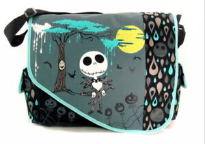 NIGHTMARE-BEFORE-CHRISTMAS-Jack-Skellington-Messenger-Bag