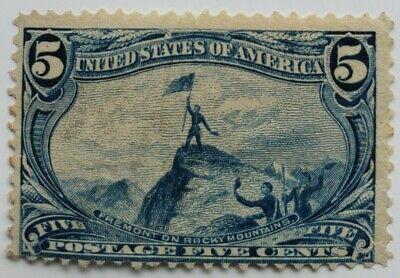 US Stamp Scott  #288, 290, 291 all Mint