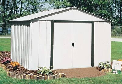 Arrow Steel Shed 10' x 12' (AR1012) Garden