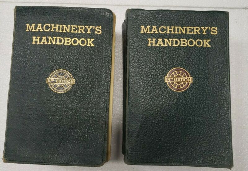 Vintage 1942 & 1950 MACHINERY