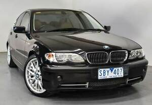2002 BMW E46 330i Sedan Maidstone Maribyrnong Area Preview