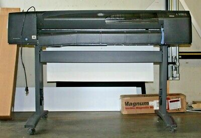 Hp Designjet 800ps C7780c 42 Large-format Printer Plotter