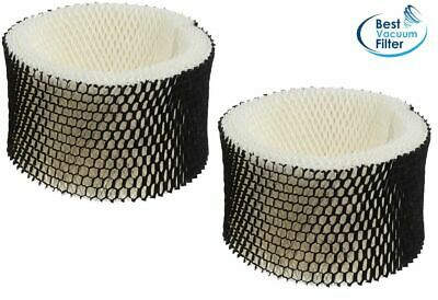 2 Pack HWF62 (A) Humidifier Wick Filter for Holmes, Sunbeam, Bionaire,