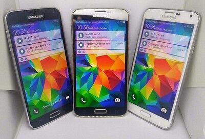 Samsung Galaxy S5 Tracfone Sm S902l Gp   16Gb Excellent Good Fair Acceptable Etc