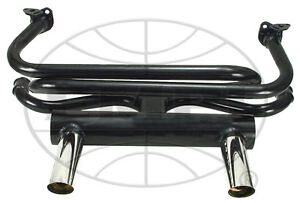 VW  2 TIP  GT STYLE  EXHAUST SYSTEM EMPI 3417   TYPE 1 & GHIA