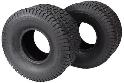 Set of 2 New 20x10.00-8 Kick Tires for Lawn and Garden Mower ** FREE SHIPPING **
