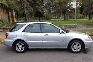 2005 Subaru Impreza GX S Manual AWD **12 MONTHS REGO**