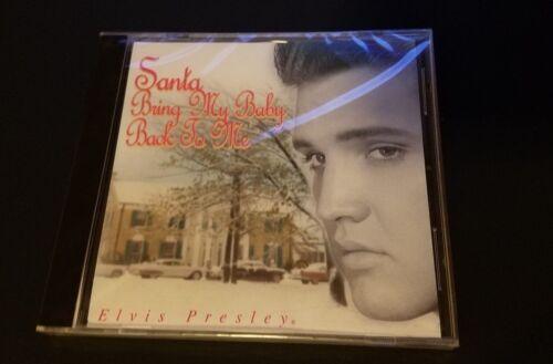 Elvis 2003 Very Rare President Fan Club Promo CD. Mint. Sealed.