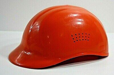 Erb 67 Bump Cap Head Safety Protection Orange- New