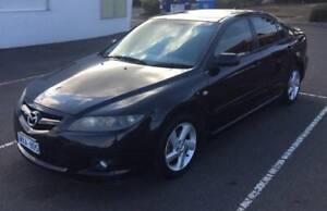 2005 Mazda 6 GG Series 2 Luxury Sports Hatchback