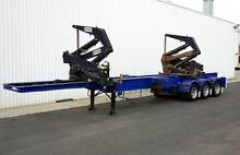 2005 Hammar Tri-Axle Side Loader Campbellfield Hume Area Preview