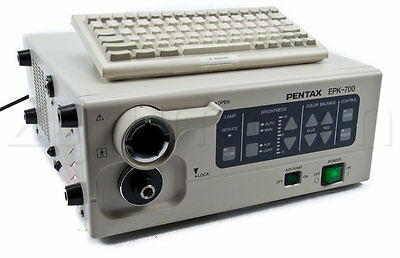Pentax Epk-700 Processor With Keyboard