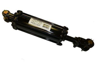 Delavan Pml3008-125asae 3 X 8 Hydraulic Tie-rod Cylinder Asae Certified