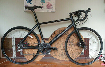 Cannondale Dics Bike with Dura Ace and Carbon Sprung Seat Post