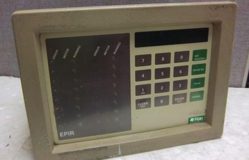 FLAKT EPIR CONTROLLER V.4535341.0100 USED V45353410100