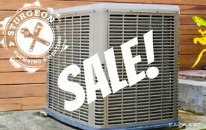 Air conditioning Sale!☀️❄️