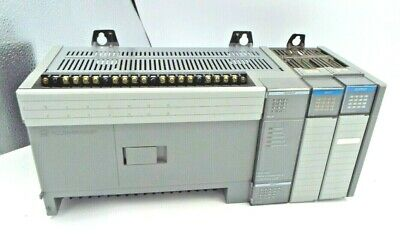 Allen Bradley Slc500 1747-l30a 30 Io Plc Controller Processor Unit Tested