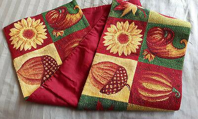 Autumn Tapestry Table Runner 12.5