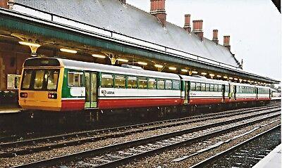 142082+143614 Arriva Trains Wales 6x4 Quality British Rail Photo