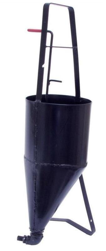 MARSHALLTOWN The Premier Line RED704988 2.6-Gallon Pour Pot with Legs