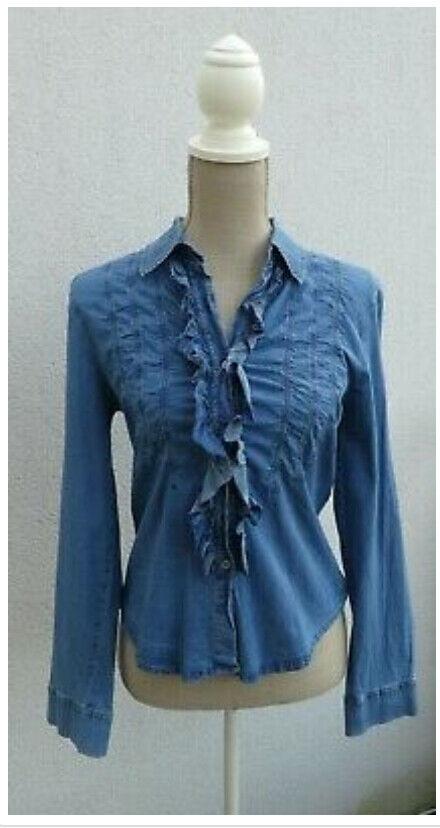 Très jolie chemise en jean t36