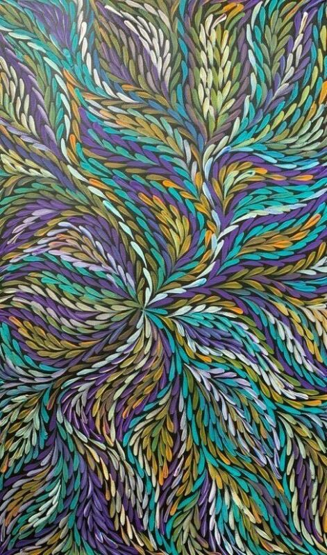 aboriginal art Rosemary Petyarre