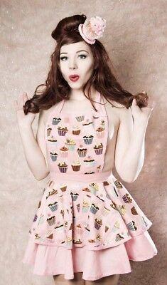 Cupcake Provocateur Vintage Retro Style Apron