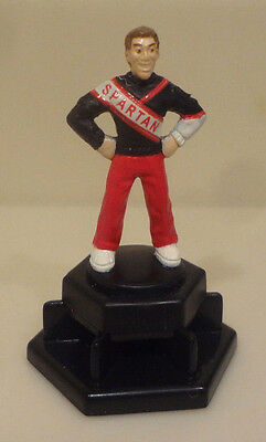 Saturday Night Live SPARTAN CHEERLEADER Will Ferrell Mini Figure Figurine SNL