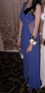 XS- S Blue elegant dress for sale